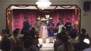 Đám cưới miền Nam cuối thế kỷ XIX được tái hiện độc đáo
