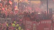 Ngày về hạnh phúc của Liverpool