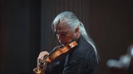 """Nghệ sĩ Stéphane Trần Ngọc trở lại với """"những kiệt tác cho đàn violin"""""""