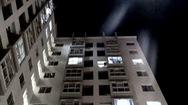 Cháy chung cư tầng 11 ở Đà Nẵng, cư dân tháo chạy trong đêm