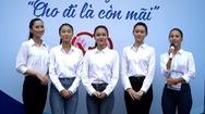 Thí sinh Miss World Việt Nam 2019 kêu gọi cộng đồng hiến tạng