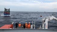 Phát hiện 2 thi thể gần tàu cá Nghệ An bị đâm chìm ở đảo Bạch Long Vỹ