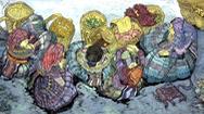 """""""Phố Bên Đồi"""" mang tranh của họa sĩ Việt triển lãm tại Hà Lan"""