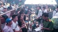 Rút giấy chứng nhận ANTT quán bar có gần 200 thanh niên dương tính với ma túy