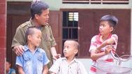 Không có chuyện 3 bé trai ở Nghệ An bị bắt cóc