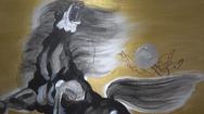 Thưởng thức tác phẩm của 2 họa sĩ gạo cội Văn Chiến và Lê Trí Dũng