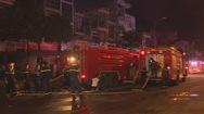 Thực hư thông tin xe chữa cháy chợ Ea Kar không có nước