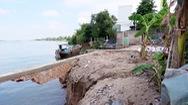 Tin nóng 24h: Gần 10.000 hộ dân bị ảnh hưởng do sạt lở đất bờ sông