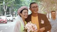 Đám cưới trên… đường đua