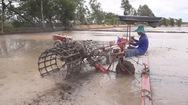 Độc đáo nông cụ 3 trong 1 - tiện ích cho nhà nông