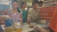 Bếp cơm tình thương cung cấp hàng triệu bữa ăn miễn phí cho bệnh nhân nghèo