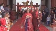 Rộn ràng lễ Thất tịch ở Trung Quốc
