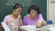Bà giáo Côi 25 năm dạy chữ cho trẻ khuyết tật