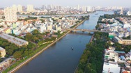 TP.HCM tìm giải pháp quy hoạch và khai thác tiềm năng của bờ sông, kênh rạch