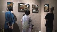 Hà Nội dịu dàng trong mắt nghệ sĩ Nhật Bản