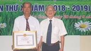 Trao giải thưởng sáng tạo kỹ thuật An Giang 2019: Ông Trần Công Nẻo đoạt giải nhất