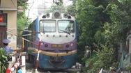 Siết chặt an toàn giao thông nơi đường sắt giao cắt đường bộ