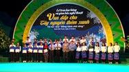 Trao 110 suất học bổng Tiếp sức đến trường cho tân sinh viên Tây Nguyên
