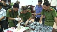Phá chuyên án vận chuyển 30.000 viên ma túy tổng hợp bằng tàu hỏa
