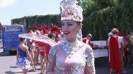 Giấc mơ Trung Hoa của nữ vũ công người Ukraine