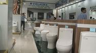 Khai trương showroom thiết bị vệ sinh Thái Trung tại Cần Thơ