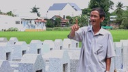 Dành 1.000 mét vuông đất xây nghĩa trang cho người nghèo