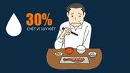 Phút cảnh báo: Ăn uống không hợp lý, bệnh ung thư có thể chuyển nặng
