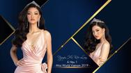 Á hậu Kiều Loan đặt mục tiêu vào top 10 Miss Grand International 2019