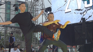 Giới trẻ đam mê Street Dance chinh phục ước mơ thi đấu quốc tế
