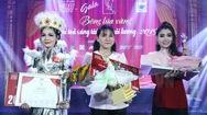 Vượt qua hơn 300 thí sinh, cô gái 17 tuổi đoạt giải Bông lúa vàng 2019