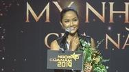 Hoa hậu H'Hen Niê được vinh danh Mỹ nhân của năm 2019