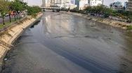 Nạo vét kênh Nhiêu Lộc – Thị Nghè để đảm bảo tiêu thoát nước
