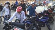 Phú Quốc: Ngày tết, vô tư để xe máy không ai trông coi