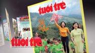 Mời bạn tìm đọc giai phẩm Tuổi Trẻ Xuân Canh Tý 2020 phát hành ngày 6-1