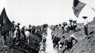 35 năm hồ Dầu Tiếng mở nước - Kỳ 2: Mồ hôi của tuổi trẻ trên công trình Dầu Tiến