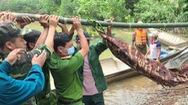 Video: Giải cứu 19 người và 1 thi thể mắc kẹt ở thủy điện Rào Trăng 4