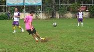 Video: Văn nghệ sĩ đá bóng gây quỹ hơn 500 triệu đồng ủng hộ đồng bào miền Trung