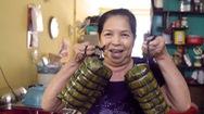 Bánh tét nếp cẩm và hủ tiếu của Việt Nam lên phim tài liệu quốc tế
