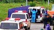 Vụ sạt lở chôn vùi 22 cán bộ chiến sĩ: Những thi thể đầu tiên được đưa về TP Đông Hà