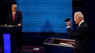 Trực tiếp: Ông Trump và Biden tranh luận lần cuối trước khi bầu cử