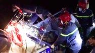 Video: Xuyên đêm đưa thi thể ở thủy điện Rào Trăng 3 về bệnh viện giám định ADN