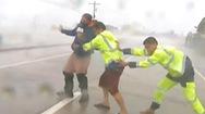 Video: Những hình ảnh tàn phá của bão Molave tại Phillipines
