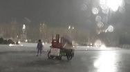 Trực tiếp: Bão số 9 cuồn cuộn trên Biển Đông, mưa gió đang ập vào nhiều tỉnh miền Trung