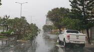 Video: Những hình ảnh mới nhất tại miền Trung trước khi bão đổ bộ