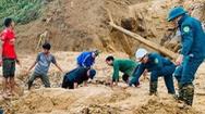 Vụ lở núi làm 11 người mất tích ở Phước Sơn: Đã tìm thấy 5 thi thể, giao thông vào cứu hộ bị chia cắt
