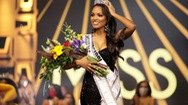Video: Con gái một tù nhân đăng quang hoa hậu Mỹ 2020