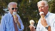 Video: Joe Biden nhận mình là 'fan cuồng' của kem, có thể ăn bằng 3 lần người khác