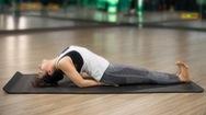 Bài tập yoga cho người mất ngủ