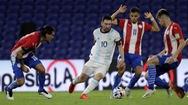 Video: Xem lại bàn thắng của Messi bị VAR từ chối