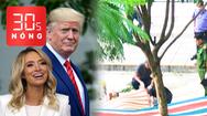 Bản tin 30s Nóng: Nữ luật sư rơi từ tầng 18 tử vong; 'Tổng thống Trump sẽ dự lễ nhậm chức của chính mình'?